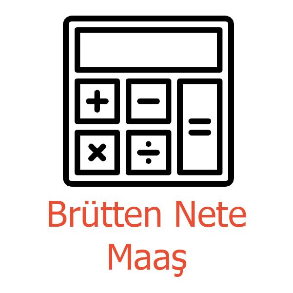Brütten Nete Maaş Hesaplama Programı